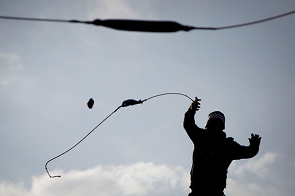 14-y-o in Israel prison for throwing rocks