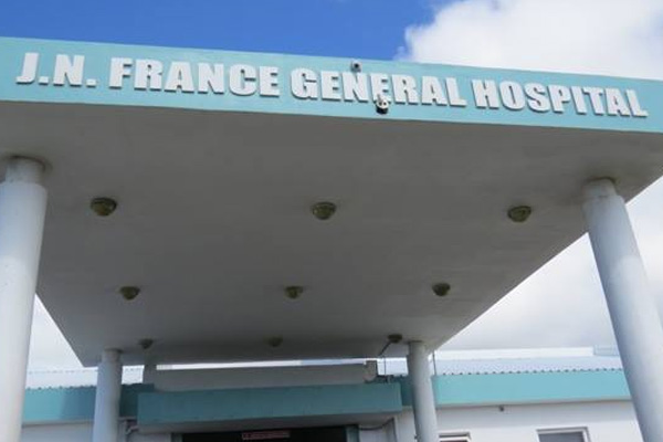 Seventh Day Adventist Community donates to JNF Hospital