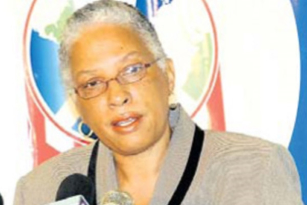 Permanent Secretary in the Health Ministry Jean Dixon retires from public service