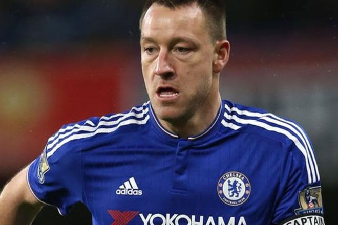 John Terry: Chelsea considering 'different role' at Chelsea