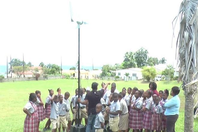Renewable energy programme in schools