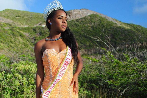 2013- 2014 National Carnival Queen, Kaeve Armstrong expresses gratitude to those who helped fulfil her dream