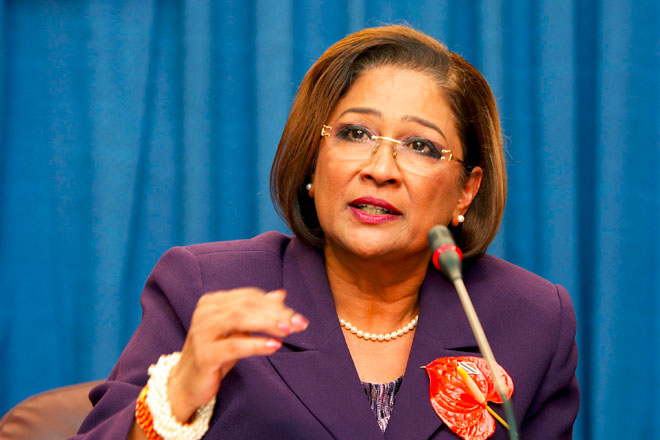 Former Trinidad and Tobago PM retains leadership of opposition party