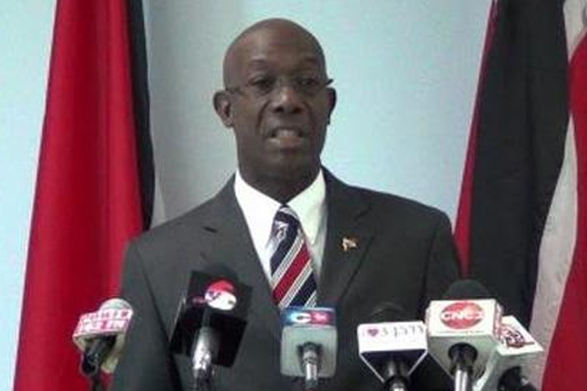 Trinidad PM fires housing minister, reshuffles cabinet