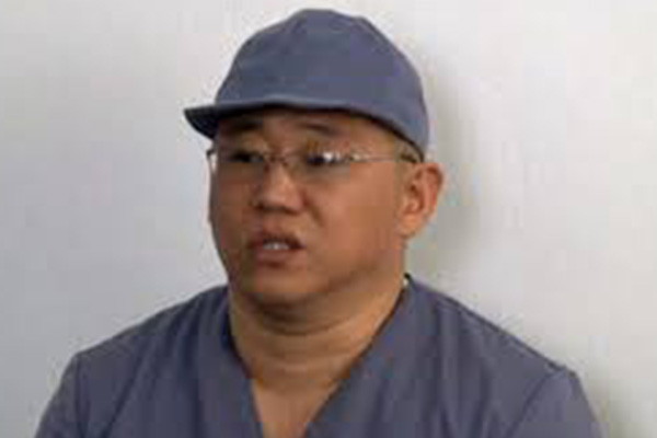 Kenneth Bae worried about his health in North Korean camp