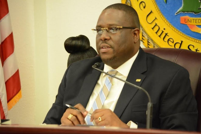 Gittens Says 'Great Strides' Being Made In USVI Election Reform