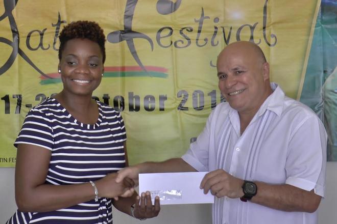 Christophe Harbour Foundation provides sponsorship for this year's Latin Festival