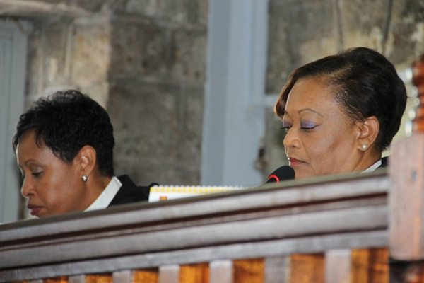 Nevis welcomes Honourable Justice Lorraine Williams