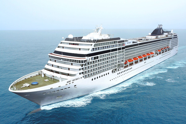 2013/2014 cruise ship season picks up in November, over 81,000 passengers expected