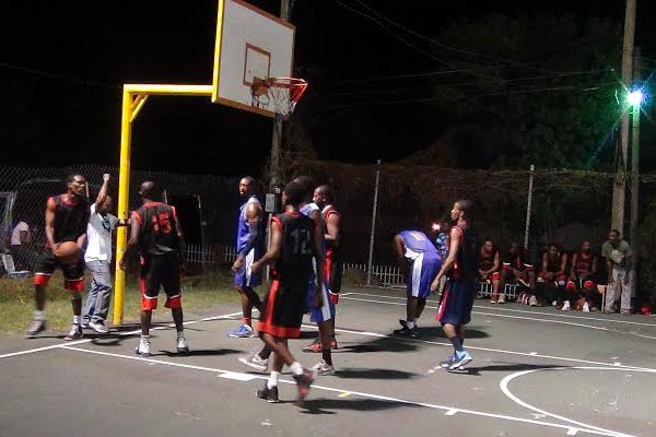 Dynasty Ballers beat Church Ground Massives by three points