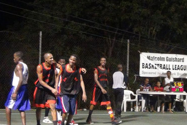 Church Ground massives dunk dynasty ballers two