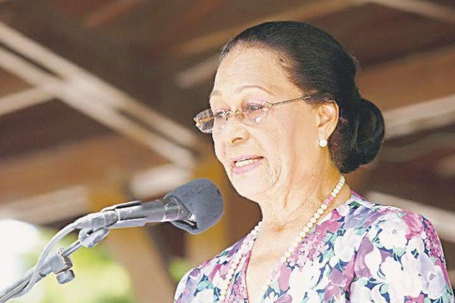 Bahamas' Governor General Concerned about Crime