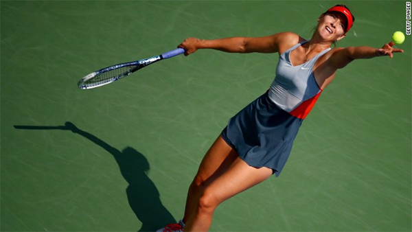 Ferrer, Sharapova stunned in US Open