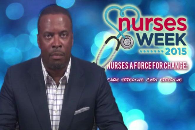 Address by Nevis' Minister of Health Hon. Mark Brantley in observance of International Nurses Week