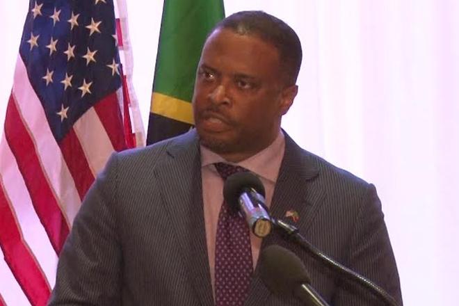 Minister Brantley Welcomes US Ambassador