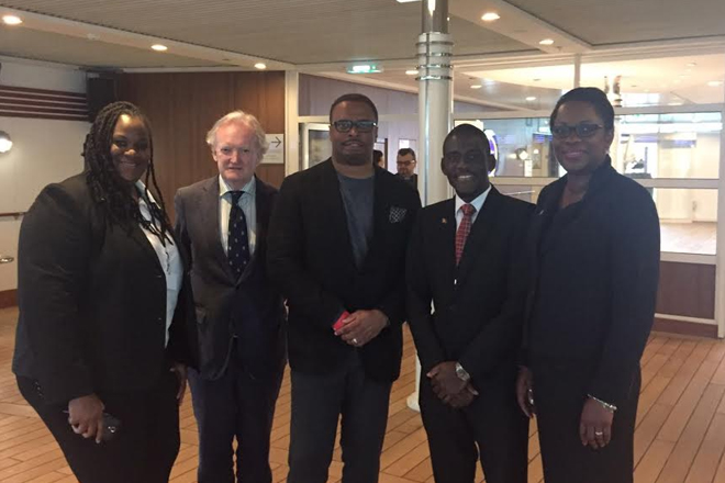 Foreign Minister Brantley leads delegation to Crans Montana Forum in Dakhla, Morocco
