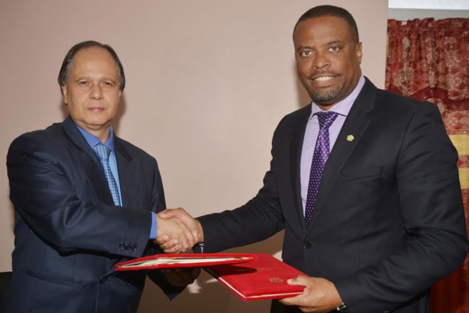 St. Kitts and Nevis and the Federative Republic of Brazil sign Technical Cooperation Agreement