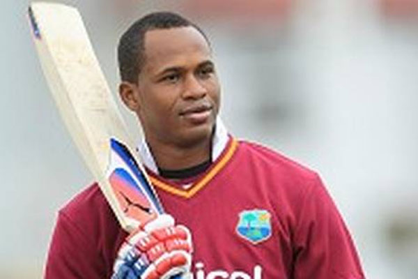 Samuels props up as Windies fight back