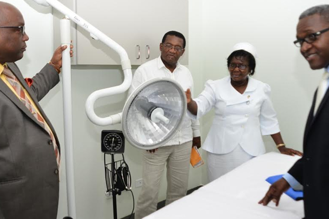 Mary Charles Hospital described as having a transformative healthcare vision