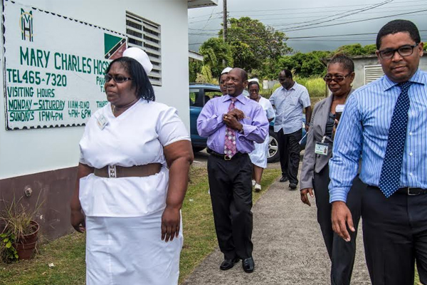 Mary Charles to be Upgraded in Next Fiscal Year