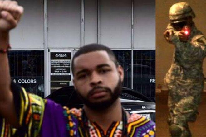 Dallas shooting: Gunman 'wanted to kill whites' says police chief