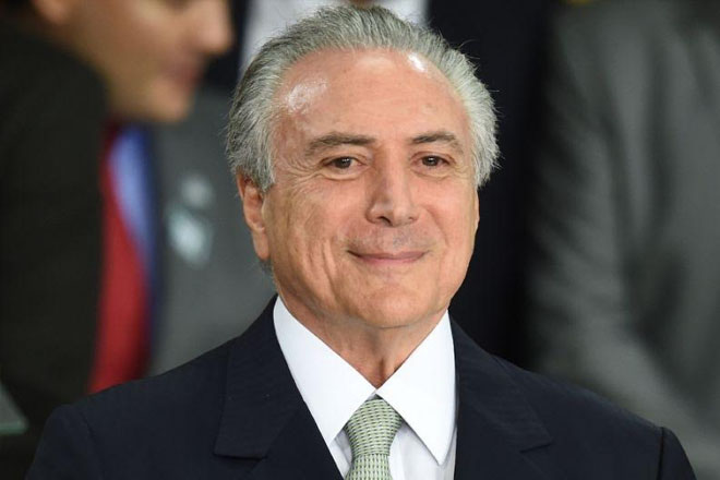 On Tuesday Michel Temer, Interim President of Brazil issued a statement regarding the country's readiness to host the 2016 Olympic Games