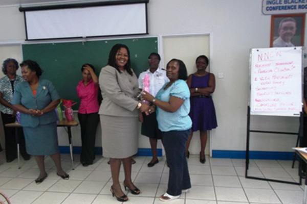 Historic Women's Council formed on Nevis