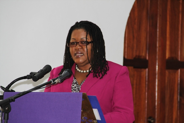 Women on Nevis urged to band together to fight inequality