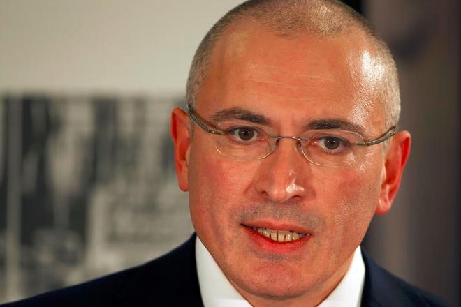 Russian Ex-Tycoon Khodorkovsky May Seek UK Asylum