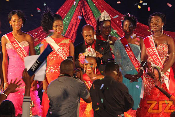 Constituency Eight Reigns Supreme
