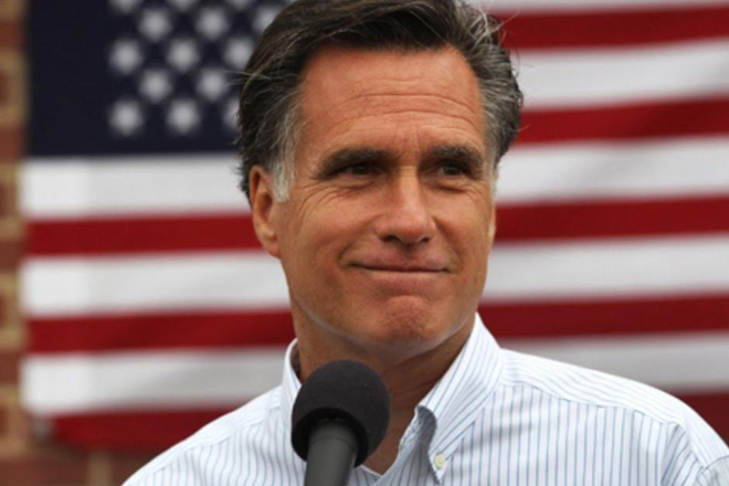 Mitt Romney warns Trump not fit to run country