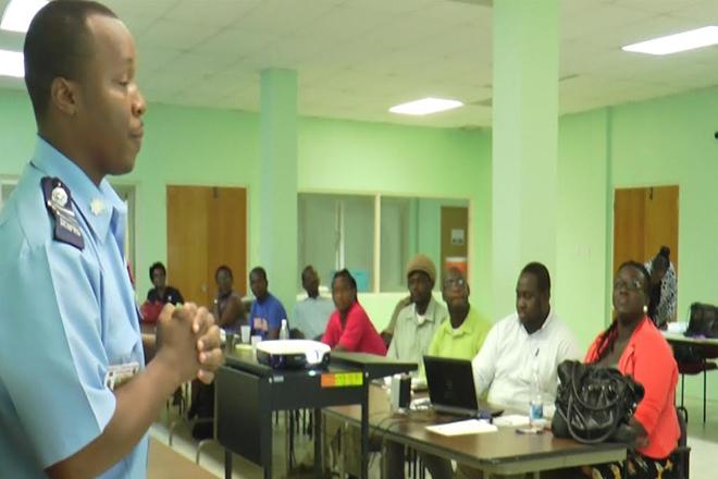 Occupational Safety and Health Disaster Management Workshop Underway