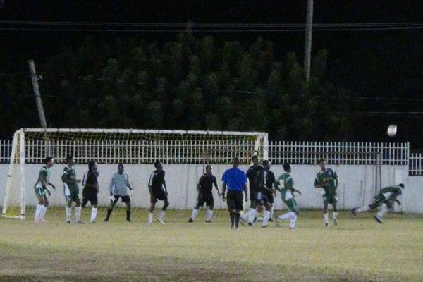 Local Football League underway