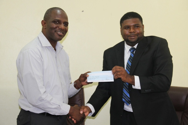 Nevis Administration gets SIDF assistance for jointly funded CDB Water Enhancement project