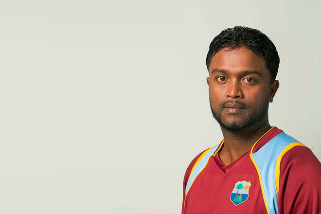 Guyana all-rounder backing T&T Red Force
