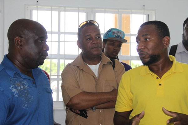 Nevis Agriculture Minister pleased with progress at local Agro Processing Centre
