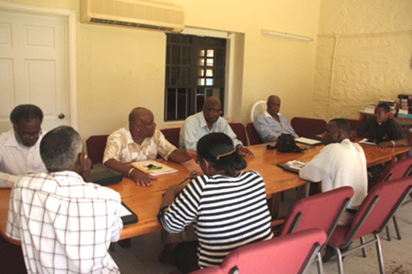 Nevis Reformation Party meets with Nevis Christian Council to discuss reconciliation on Nevis