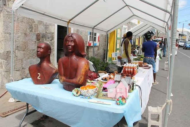 Community Development Department on Nevis holds first Community Day Fair