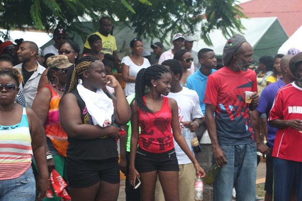 """Culturama 2014 in Nevis """"fantastic"""" declares PM Douglas"""