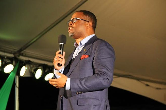 Nevis Culture Minister Brantley officially launches Culturama 42