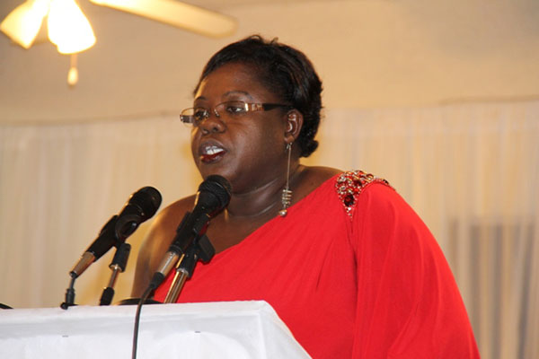 Nevis Administration will use its limited resources to empower youth, says Youth Minister Brandy-Williams