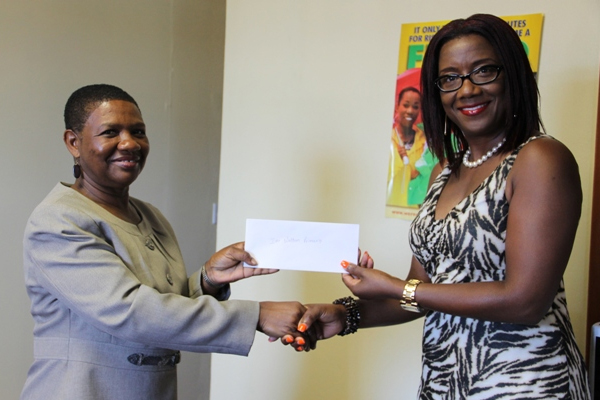 Department of Education welcomes donation for two schools on Nevis