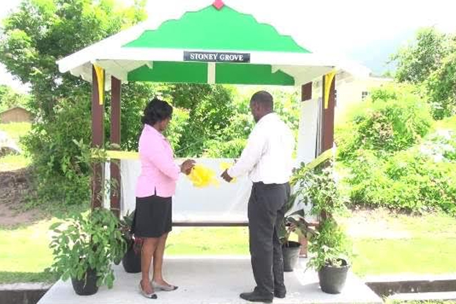Inland Revenue Department unveils state-of-the-art bus stand as part of tax awareness drive