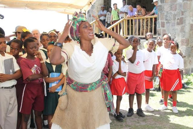 Nevis observes International Museum Day with New River Estate tour