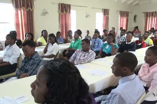 Summer Job Attachment interns on Nevis urged to make use of all opportunities