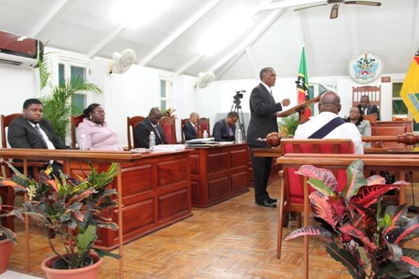 Nevis Island Assembly to meet June 12