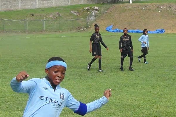 MCPS and JLPS Draw Exciting Game