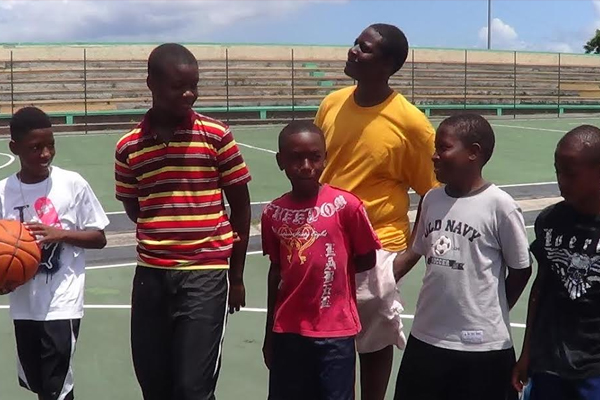 Summer Basketball Clinic concludes