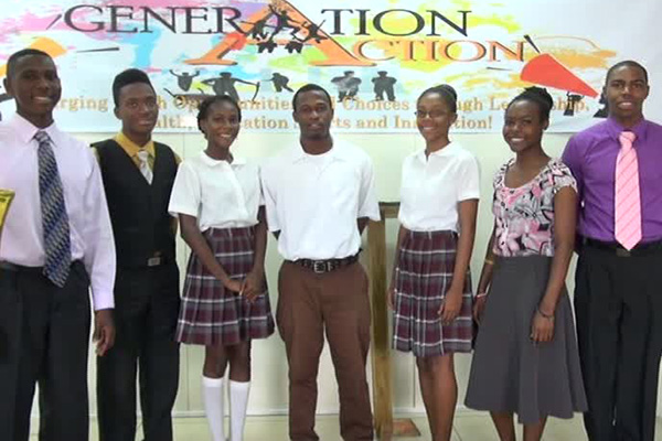 New Youth Council executive on Nevis urged to build on organisation's integrity