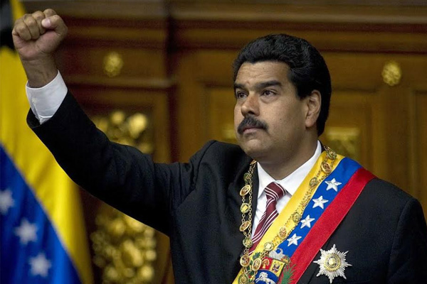 Venezuelans protest Maduro's visit to Trinidad and Tobago